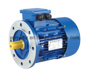 3kw/ 4poles Ms Series Three-Phase Induction AC Motors Aluminum Housing pictures & photos