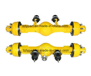 Wheel Loader Front Drive Axle Assembly Truck Rear Axle Assembly pictures & photos
