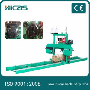 Horizontal Band Saw Machine Mj375c Band Saw for Wood pictures & photos
