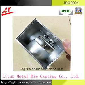 2017 Household Aluminum Die Casting Lamp Body & Housing Sqube pictures & photos