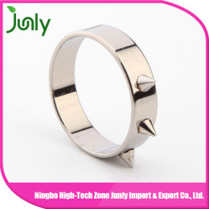 Fancy Stainless Steel Engagement Ring for Men Wedding Rings pictures & photos