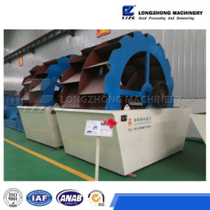 Mobile Sand Washing Machine Plant for Sand Washing Process Australia pictures & photos