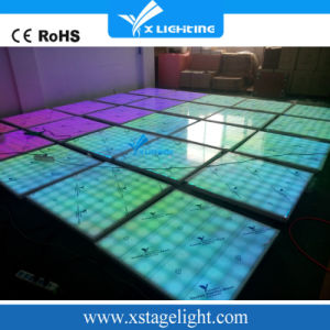 Wedding Party Program Colorful RGB LED Digital Dance Floor pictures & photos