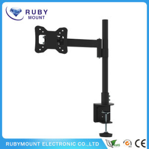 Black Desk Mount Touch Screen LCD TV Mount pictures & photos
