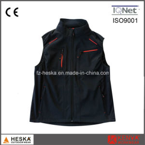 Sleeveless Multi Pocket Otdoor Travel Vest pictures & photos