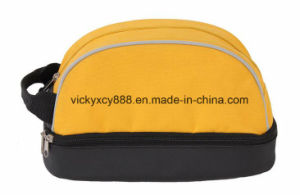 Waterproof Travel Beauty Promotional Wash Storage Cosmetic Toilet Bag (CY3687) pictures & photos
