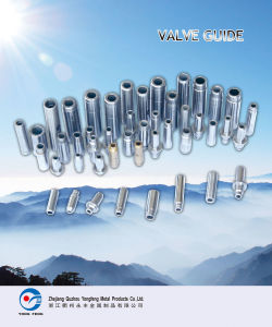 High Precision Customized Valve Guides for Various Machinery and Mototive pictures & photos