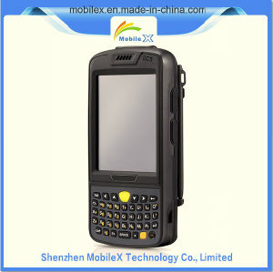 Qwerty PDA with Pistol Grip, 1d/2D Barcode Scanner pictures & photos