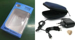 Rechargeable Mini Hearing Aid Aids Sound Amplifer pictures & photos