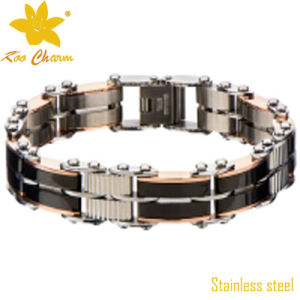Exquisite Stainless Steel Bike Chain Bracelet
