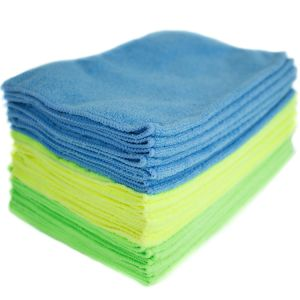 Microfiber Cleaning Cloths Roll