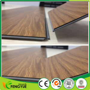 Hot Sell Commercial and Residential PVC Click Vinyl Floor Tile pictures & photos