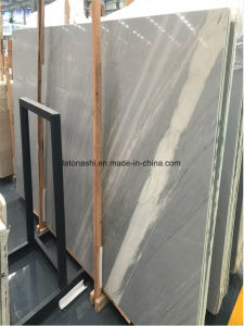 Imported Bardiglio Imperiale Grey Marble Forcountertop Vanity Top &Indoor Decoration pictures & photos