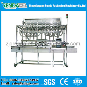 Manual / Automatic Filling Machine for Oil Beverage pictures & photos