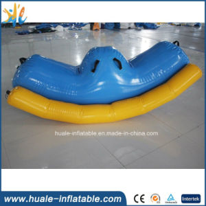 Hot Sale PVC Inflatable Water Totter for Fun
