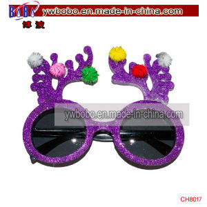 Party Fancy Dress Glasses Xmas Christmas Party Sunglasses Novelty (CH8017) pictures & photos