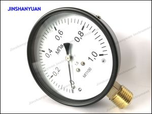 Gpg-020 Ordinary Pressure Gauge/ Russia Type Gauge/Economic Manometer pictures & photos