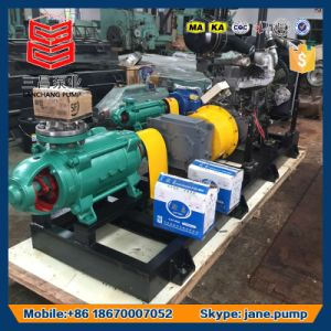 Closed Impeller Centrifugal Pump Mining Pit Diesel Engine Drive Pump pictures & photos