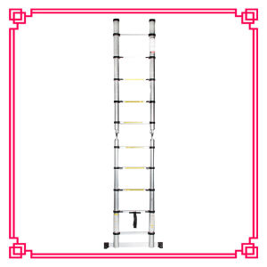 Combination Aluminum a-Frame Telecopic Ladder pictures & photos