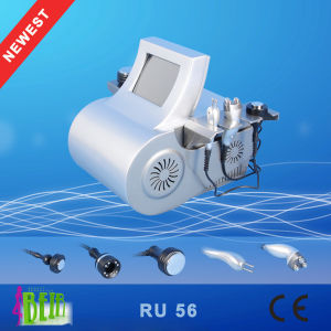 Body Shape Vacuum RF+Cavitation Liposuction Skin Care Rejuvenation for Salon pictures & photos