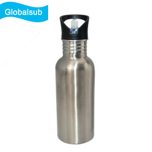 Suction Nozzle Stainless Bottle with Sublimation Printing