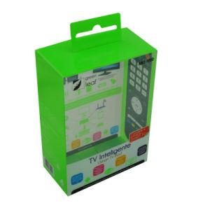 Custom Clear Plastic PVC Box Electronics Packing Box
