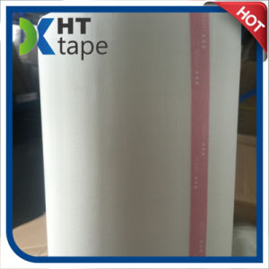 Silicone Adhesive White Fiber Glass Cloth Tape pictures & photos