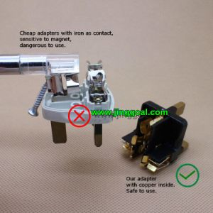 UK Plug Adapter pictures & photos