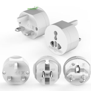 Universal Electrical Plug Adapter Travel Socket Converter All in One pictures & photos