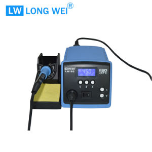80W Digital Hand Tool ESD Electric Welding Machine with Soldering Station pictures & photos