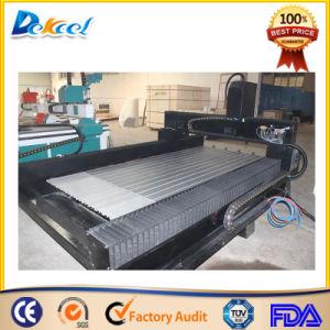 Dekcel CNC Bluestone Stone Cutting Router Machine Good Sale pictures & photos