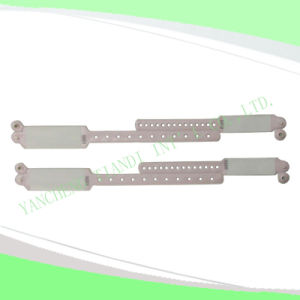 Hospital Mother and Baby Insert Card PVC ID Wristbands (6120A1) pictures & photos