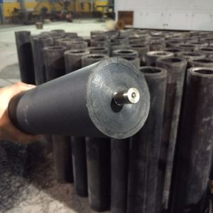 Tfp High Temperature Material Conveying Resistant Conveyor Idler for Chemical and Mining Industry pictures & photos