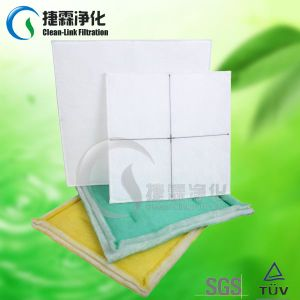 Plank Synthetic Fiber Pre Filter pictures & photos