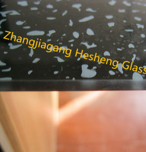 5mm Marble Tempered Glass for Decoration pictures & photos