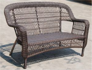 Best Cheap American Conventional Patio Rattan Furniture Set Cushioned Outdoor Garden Wicker Rattan Furniture pictures & photos