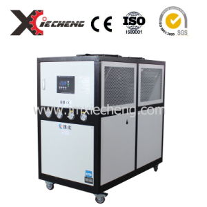 Scroll Air Chillers Box Type Industrial Air Cooled Scroll Water Chiller System pictures & photos