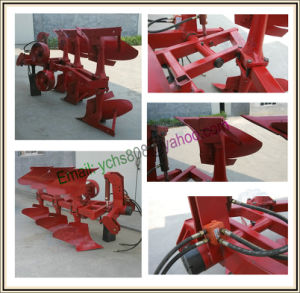 Hydraulic Reversible Share Plough Tractor Furrow Plow pictures & photos