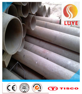 Inconel Superalloy Gh4169 Stainless Steel Round Pipe pictures & photos