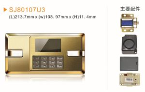 Home Safe Lock with LCD Display Sj80107 pictures & photos