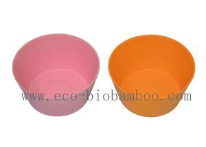 Eco-Friendly Bamboo Fiber Tableware Bowl (BC-B1023) pictures & photos