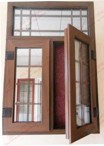German Profile of PVC Casement Window (BHP-CWP11) pictures & photos