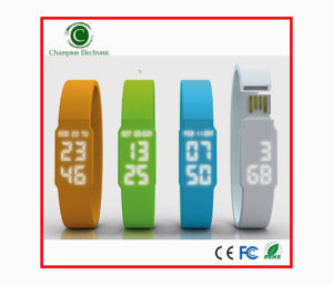 LED Watch USB Stick USB Flash Disk
