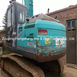 Used High Quality Kobelco Excavator (SK210-8)