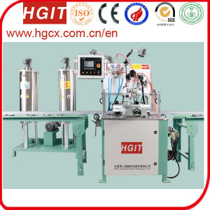 Aluminum Thermal Barrier Pouring Machine pictures & photos