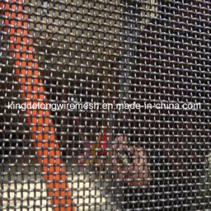 Artistic Screens with Wavy Wire-Crimped Wire Mesh (kdl-72) pictures & photos