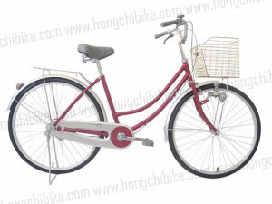 Bicycle-City Bike-City Bicycle of Lady (HC-TSL-LB-09634) pictures & photos