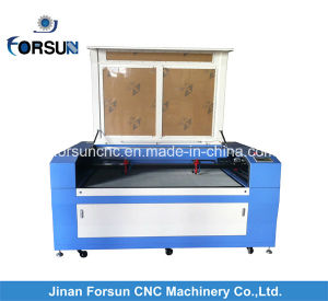Plywood Laser Cutting Machine Price/Cheap CO2 Laser Machine/1200*900mm Acrylic Laser Cutting Machine