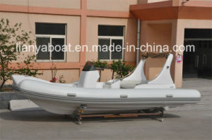 Liya 6.2m Sport Cruiser Luxury Boat Fiberglass Boat Hulls for Sale pictures & photos