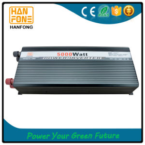 Frequency 150-5000W Solar Panel Inverter for Solar System (THA5000) pictures & photos